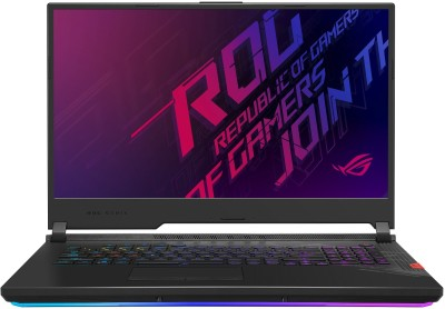 ASUS ROG Strix Scar 17 Core i9 10th Gen - (32 GB/2 TB SSD/Windows 10 Home/8 GB Graphics/NVIDIA GeForce RTX 2080 Super/300 Hz) G732LXS-HG059T Gaming Laptop(17.3 inch, Black Metal, 2.99 kg)