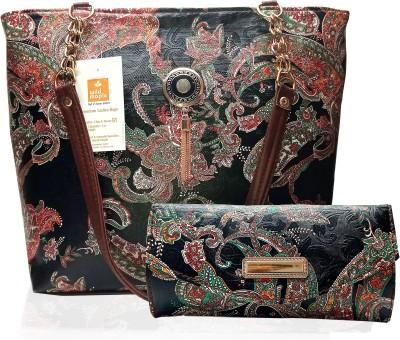 WILD MAPLE Women Multicolor Shoulder Bag(Pack of: 2)