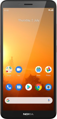 Nokia C3 (Sand, 16 GB)(2 GB RAM)