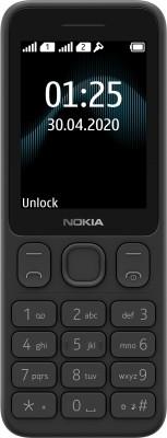 Nokia 125(Black)