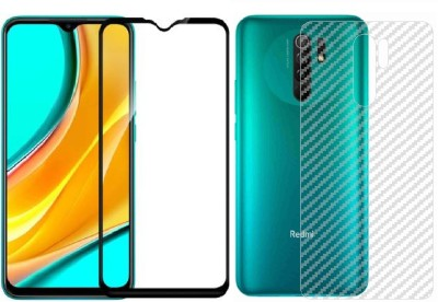 KITE DIGITAL Tempered Glass Guard for REDMI 9(Pack of 2)