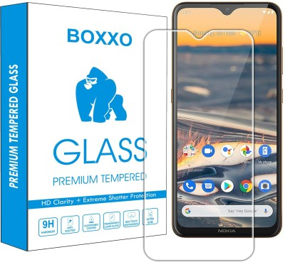 Boxxo Tempered Glass Guard for Nokia 5.3(Pack of 1)