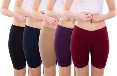 Digsel cottons Solid Women Multicolor Tights