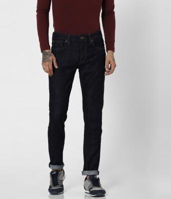 JACK & JONES Slim Men Blue Jeans