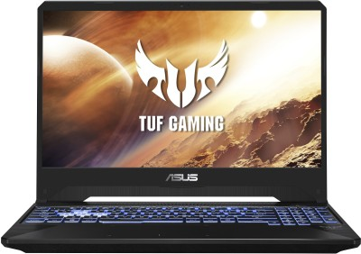 Asus TUF Gaming Core i5 9th Gen - (8 GB/512 GB SSD/Windows 10 Home/4 GB Graphics/NVIDIA Geforce GTX 1650/144 Hz) FX505GT-HN101T Gaming Laptop(15.6 inch, Black, 2.20 kg)