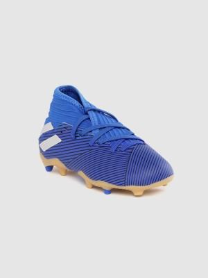 ADIDAS Boys Lace Football Shoes Blue