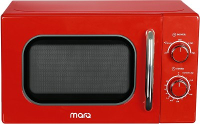 MarQ By Flipkart 20 L Solo Microwave Oven(20AMWSMQR, Red Retro)