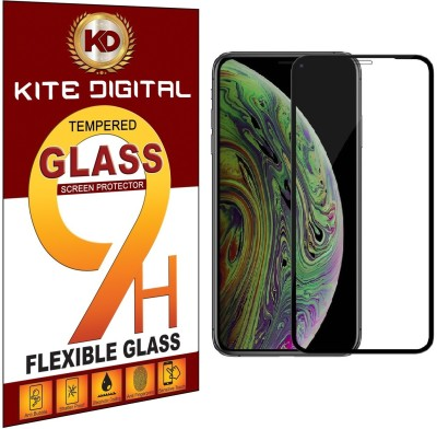 KITE DIGITAL Edge To Edge Tempered Glass for iPhone 11 PRO(Pack of 1)