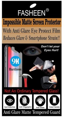 Fasheen Tempered Glass Guard for Micromax Canvas Entice A105(Pack of 1)
