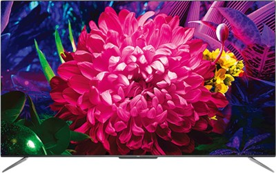 TCL 126 cm (50 inch) Ultra HD (4K) LED Smart Android TV(50C715)
