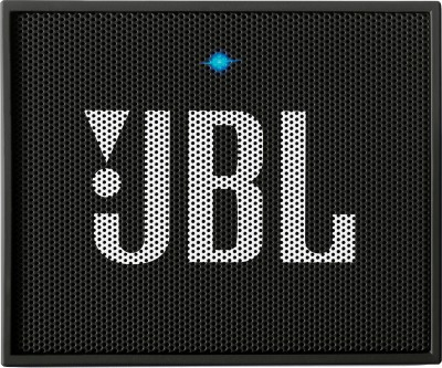 JBL Go PLUS Portable Bluetooth Speaker(Black, Mono Channel)