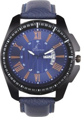 JACK KLEIN DD Date Time Analog Watch   For Men JACK KLEIN Wrist Watches