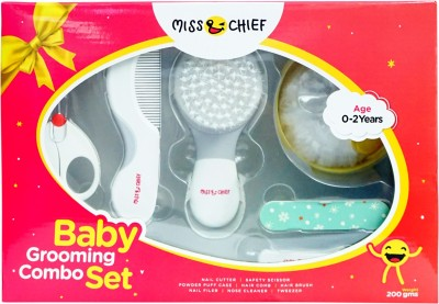 Miss & Chief Baby Grooming Set(Multicolor)