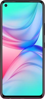 Infinix Hot 10 (Amber Red, 128 GB)(6 GB RAM)