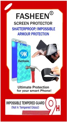 Fasheen Impossible Screen Guard for Micromax Canvas Music A88(Pack of 1)