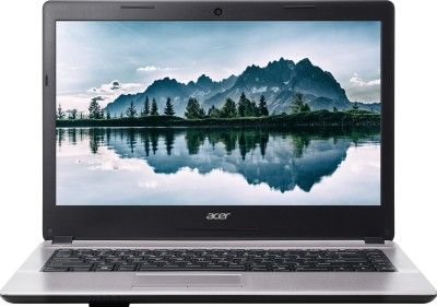 acer One 14 Pentium Gold - (4 GB/1 TB HDD/Windows 10 Home) Z2-485 Thin and Light Laptop(14 inch, Silver, 1.8...