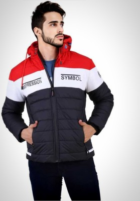 Azmani Full Sleeve Colorblock Men Jacket