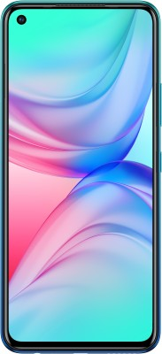 Infinix Hot 10 (Ocean Wave, 128 GB)(6 GB RAM)