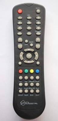 Lieven Remote for Digital Cable SetTop Box Siti Remote Controller(Black)