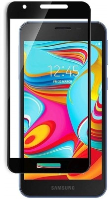 Gorilla ACE Edge To Edge Tempered Glass for Samsung Galaxy M01 Core, Samsung Galaxy A01 Core(Pack of 1)