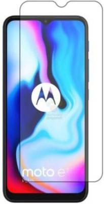 SRT Tempered Glass Guard for Motorola Moto E7 Plus(Pack of 1)
