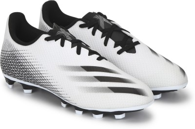 ADIDAS X Ghosted.4 Fxg Football Shoes For Men White ADIDAS Sports Shoes