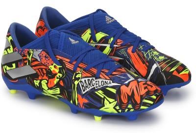 ADIDASNEMEZIZ MESSI 19.3 FG Football Shoes For Men Blue