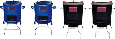 vikramstoves Cast Iron Manual Stove(1 Burners)