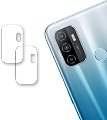 DB Camera Lens Protector for OPPO A53(Pack of 2)