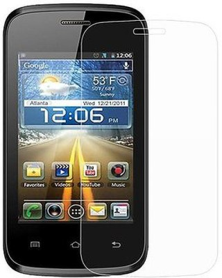 MJR Screen Guard for MICROMAX X501(Pack of 1)