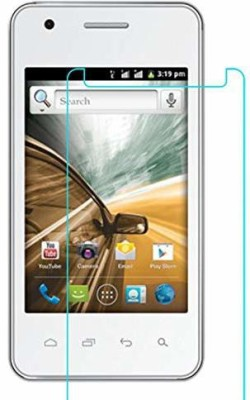 Purvani Screen Guard for MICROMAX A45(Pack of 1)