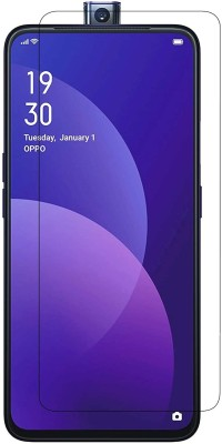 S-Softline Tempered Glass Guard for Oppo F11 Pro(Pack of 1)