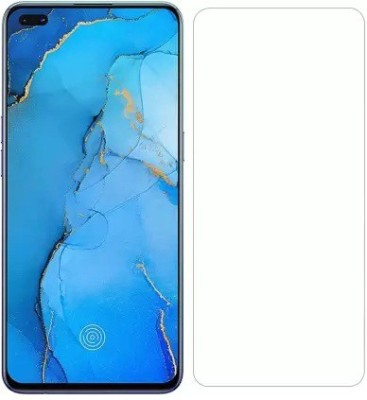 S-Softline Tempered Glass Guard for Reno 3 Pro(Pack of 1)