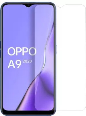 S-Softline Tempered Glass Guard for Oppo A9 (2020)(Pack of 1)