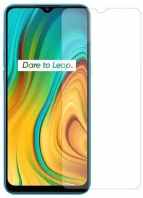 S-Softline Tempered Glass Guard for Realme C3(Pack of 1)