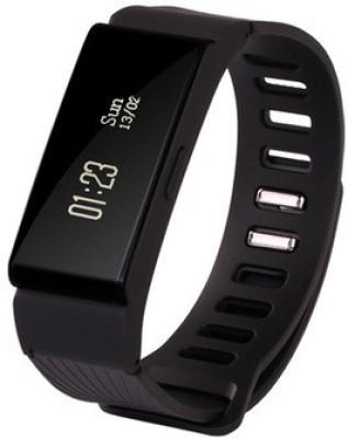 Easymart Zebronics SmartWatch Fit-400 Fitnessband(Black Strap, Size : Product dimension, Strap : 247mm, Core : 56.5 x 19.9 x 10.8mm,...