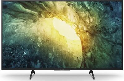 SONY 108 cm (43 inch) Ultra HD (4K) LED Smart TV(KD-43X7500H)