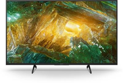SONY 108 cm (43 inch) Ultra HD (4K) LED Smart TV(KD-43X8000H)