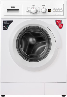 IFB 6 kg Fully Automatic Front Load with In-built Heater White(Diva Plus VX)