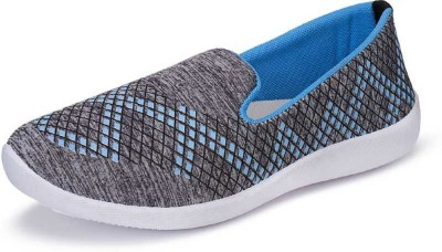 Axter Loafers For Women Grey