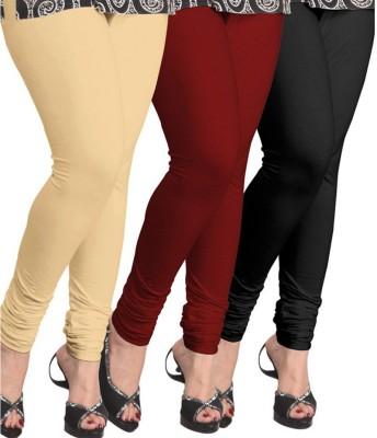 HAMZA FASHION Western Wear Legging(Multicolor, Solid)