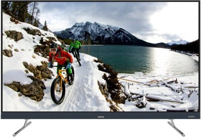 Nokia 164cm (65 inch) Ultra HD (4K) LED Smart Android TV with Sound by Onkyo(65TAUHDN)