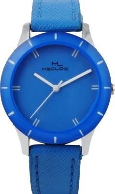 Meclow ML LR145 Premium Elegant Blue Dial   Blue Strap Watch For Women/Girls Analog Watch   For Women Meclow Wrist Watches