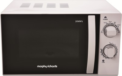 Morphy Richards 20 L Solo Microwave Oven(20MWS, White)