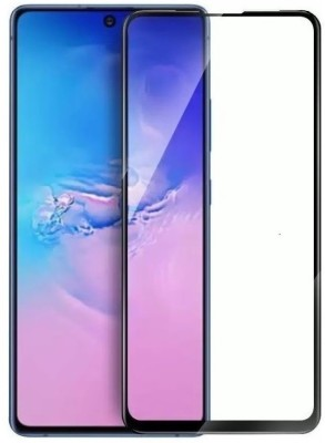 ARMAGUARD Edge To Edge Tempered Glass for Samsung Galaxy A81(Pack of 1)