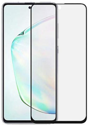 Casewilla Screen Guard for Samsung Note 10 Lite(Pack of 1)