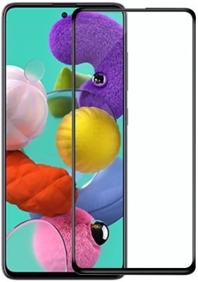 Gorilla Armour Tempered Glass Guard for Samsung Galaxy A51(Pack of 1)