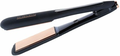 Torlen Professional TOR 048 Hair Straightener with Copper Titanium Plates and Digital Touch Screen Temperature Controller / Flat Straightening and...