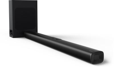 realme RMV2002 100 W Bluetooth Soundbar(Black, 2.1 Channel)