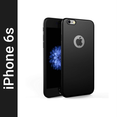 Power Back Cover for Apple iPhone 6s(Black, Flexible)